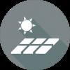 icon solar panel